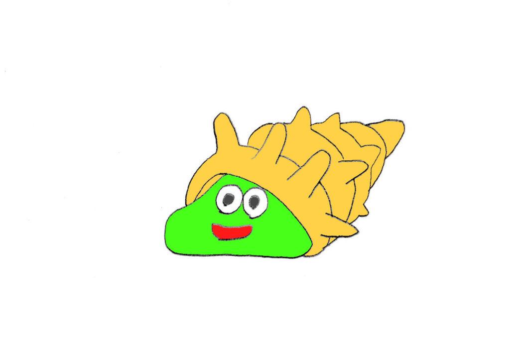 shell slime