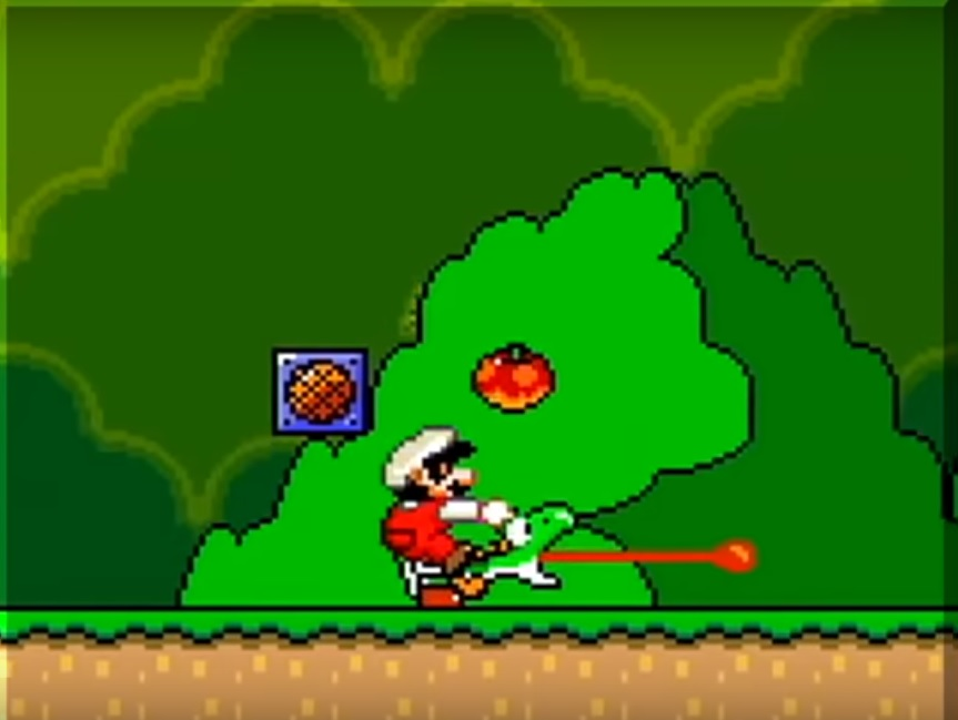 yoshi-being-punched
