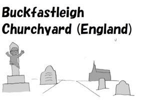 buckfastleigh churchyard