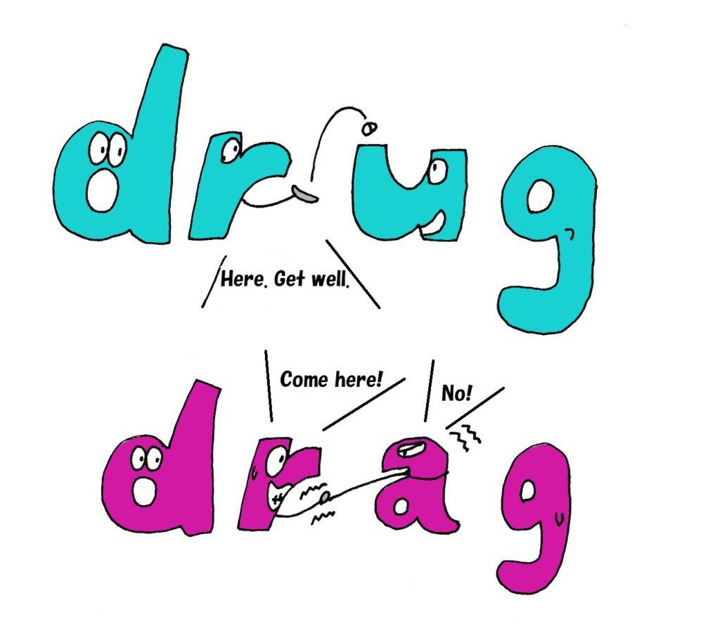 drug-drag