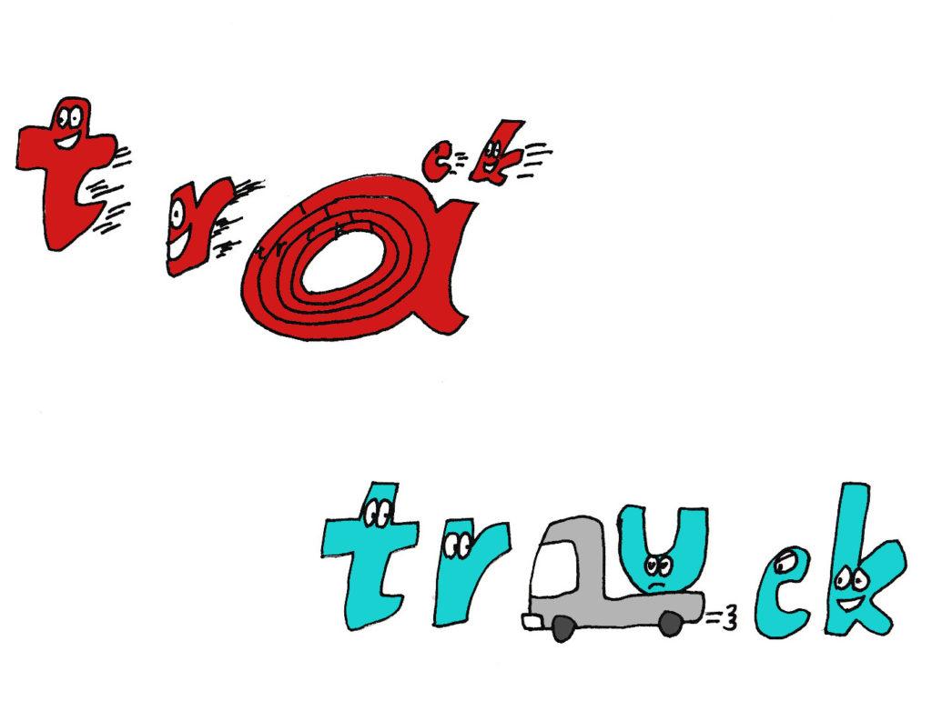 track-truck