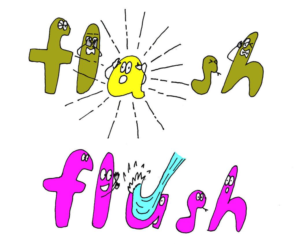 flash-flush